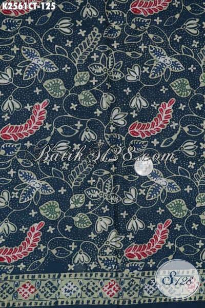 Jual Online Aneka Produk Kain Batik Berkelas Dan Trendy, Bahan Pakaian Masa Kini Untuk Tampil Istimewa Dan Menawan Proses Cap Tulis [K2561CT-200x110cm]