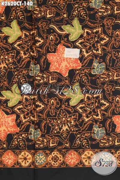 Batik Halus Nan Modis, Batik Istimewa Bahan Baju Berkelas Proses Cap Tulis Harga 140K [K2620CT-200x110cm]
