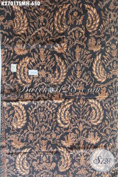 Batik Solo Motif Klasik Proses Full Tulis, Kain Batik Istimewa Bahan Aneka Busana Berkelas Harga 650K [K2701TSMH-240x110cm]