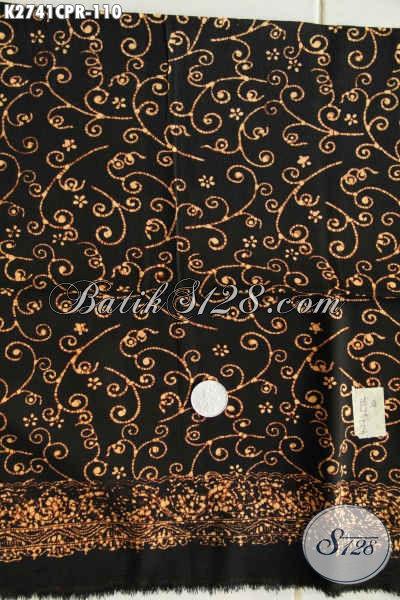 Pusat Produk Batik Solo Istimewa, Jual Kain Batik Paris Motif Terkini Kwalitas Halus Hanya 110K [K2741CPR-180x110cm]