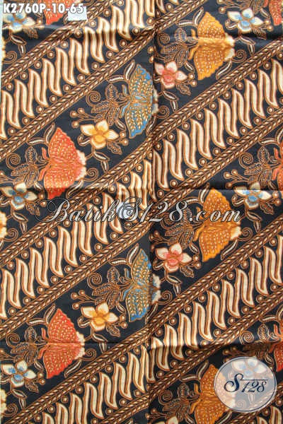Toko Batik Online, Sedia Batik Printing Halus Motif Klasik Bahan Baju Kerja Pria