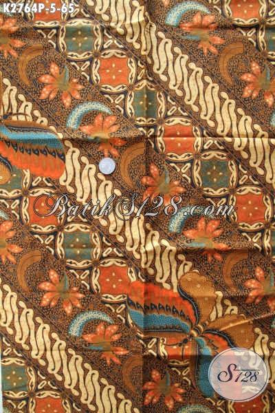 Jual Online Batik Istimewa Motif Klasik Printing, Batik Halus Buatan Solo Untuk Baju Yang Berkelas