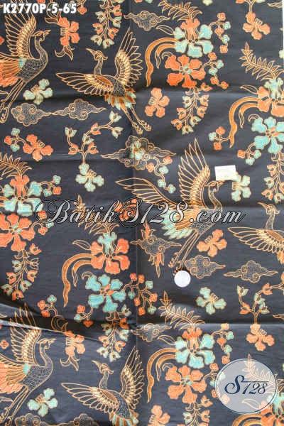 Batik Kain Printing Bahan Pakaian Modis Dan Keren Motif Terbaru Harga 65K