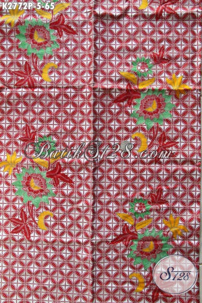 Jual Online Kain Batik Motif Modern, Batik Printing Istimewa Buatan Solo Harga Terjangkau