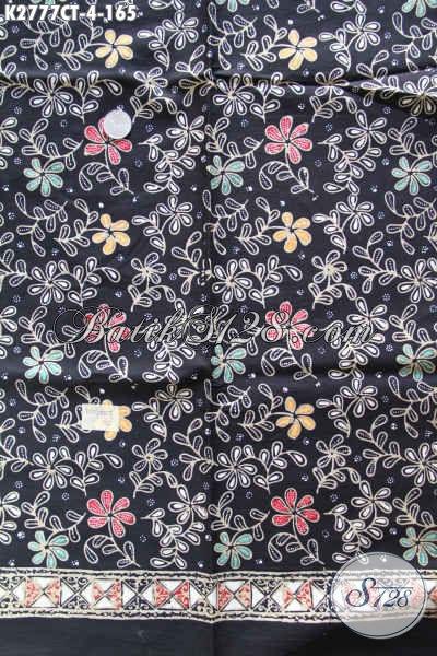 Jual Online Kain Batik Modern, Kain Batik Cap Tulis Motif Cewek Bangat, Cocok Untuk Blus Kerja Kantoran