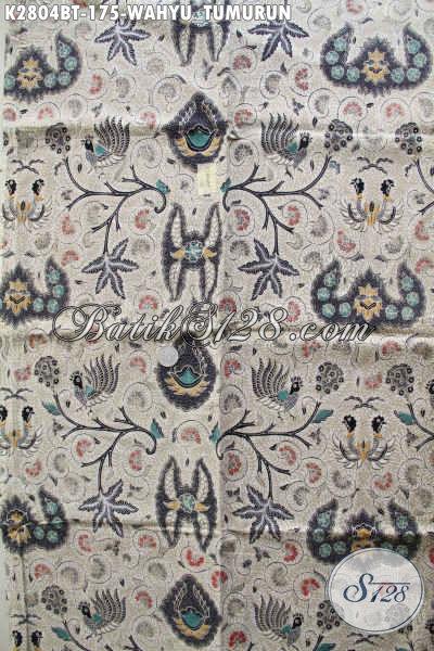 Toko Online Produk Batik Terlengkap, Sedia Kain Batik Klasik Istimewa Motif Wahyu Tumurun Kwalitas Bagus Proses Kombinasi Tulis Hanya 170 Ribuan
