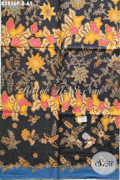 Produk Batik Kain Terkini Bahan Aneka Busana Dengan Motif Mewah Hanya Dengan 65K [K2836P-200x110cm]