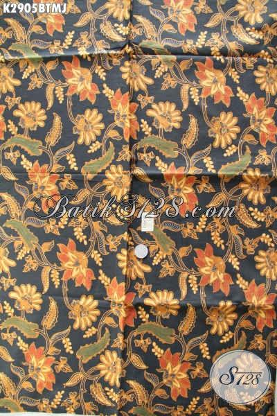 Agen Batik Solo Sedia Kain Batik Jarik Istimewa Proses Kombinasi Tulis Motif Bagus Hanya 120K [K2905BTMJ-240x105cm]