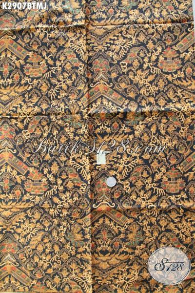 Aneka Kain Batik Solo Bahan Jarik Kwalitas Bagus Proses Kombinasi Tulis Motif Klasik Di Jual Online 120 Ribu [K2907BTMJ-240x105cm]