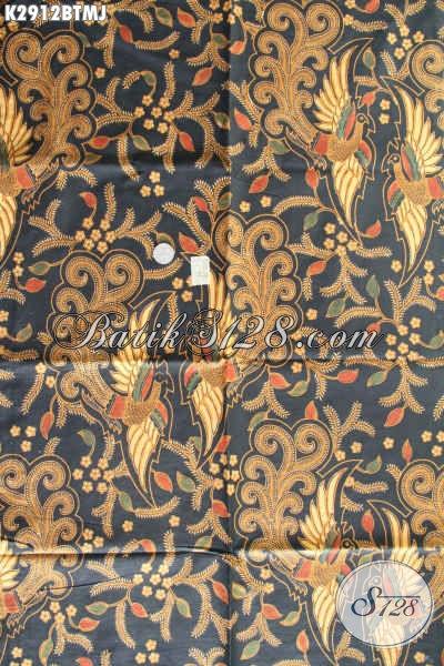 Kain Batik Untuk Blus, Batik Halus Bahan Kemeja, Batik Kombinasi Tulis Bagus Harga 120K Motif Klasik