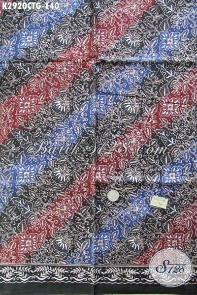 Koleksi Terkini Batik Jawa Tengah Khas Solo Proses Cap Tulis, Melayani Beli Kain Batik Murah Online Kwalitas Bagus Dan Terpercaya [K2920CTG-200x110cm]