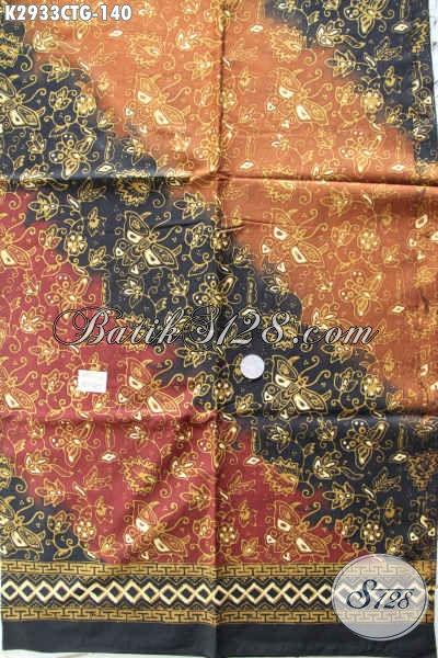Modern Klasik Ciri Khas Kain Batik Solo, Batik Cap Tulis Bahan Aneka Busana Modern Dan Etnik Menunjang Penampilan Lebih Istimewa [K2933CTG-200x110cm]