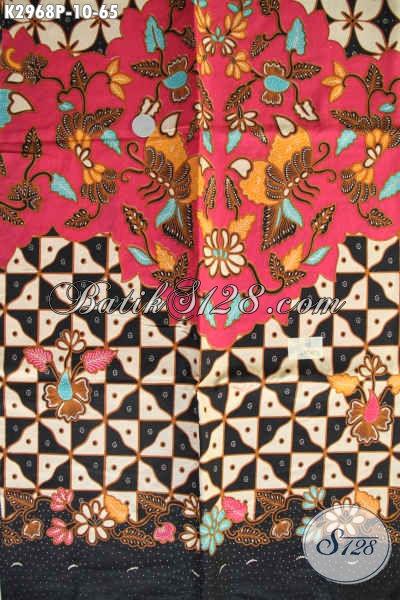 Produk Kain Batik Bahan Busana Wanita Modern f05b6718dc