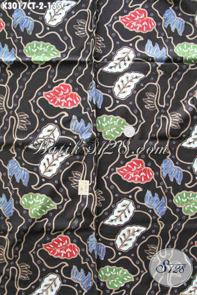 Produk Kain Batik Terkini, Batik Cap Tulis Nan Istimewa Buatan Solo SebagaiBahan Pakaian Pria Dan Wanita Tampil Mempesona [K3017CT-200x115cm]