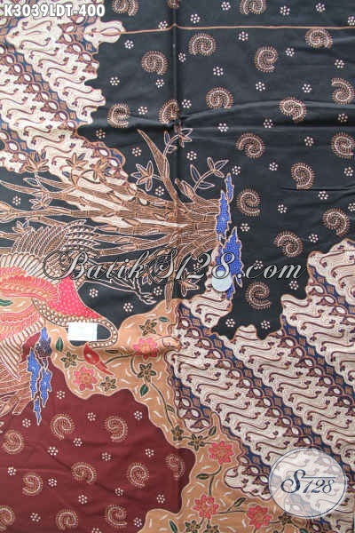 Jual Kain Batik Premium Proses Tulis Motif Mewah Harga 400 Ribu Asli Buatan Solo Pola Kemeja Lengan Pendek