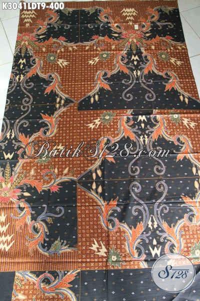 Produk Batik Premium, Batik Tulis Mewah Premium Pola Kemeja Lengan Pendek, Bikin Pria Tampil Gagah Dan Tampan