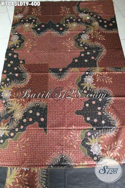 Batik Kain Solo Proses Tulis, Batik Istimewa Pola Kemeja Lengan Pendek Nan Mewah, Cocok Untuk Baju Kerja Dan Resmi