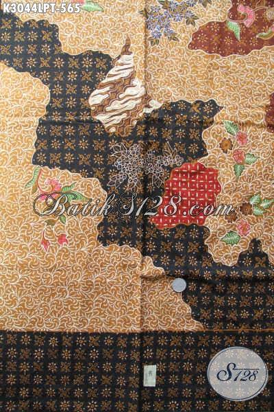 Kain Batik Premium, Baitk Kan Istimewa Proses Tulis Bahan Pakaian Kerja Pria Lengan Pendek, Tampil Tampan Dan Berkelas