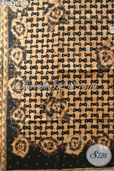 Produk Batik Bahan Pakaian Premium, Batik Tulis Klasik Buatan Solo Di Jual Online 510K [K3063T-200x110cm]