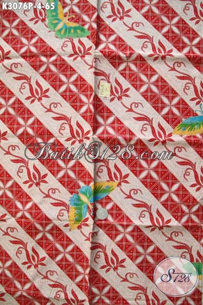 Jual Batik Kain Solo, Produk Kain Batik Istimewa Bahan Pakaian Berkelas Dengan Harga Murmer