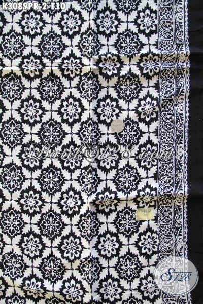 Jual Online Kain Batik Solo Trend Motif Terkini, Batik Bahan Paris Yang Modis Untuk Pakaian Kerja Dan Santai Hanya 110K
