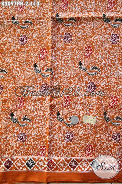 Sedia Kain Batik Paris, Produk Batik Solo Terbaru Kwalitas Istimewa Proses Cap Harga 110K