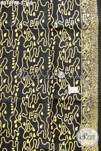 Kain Batik Untuk Baju Kerja, Batik Solo Istimewa Bahan Paris Proses Cap, Tampil Makin Mempesona