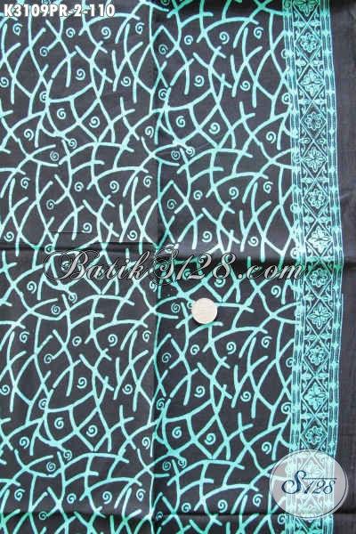 Jual Online Kain Batik Modern Terkini, Batik Halus Masa Kini Buatan Solo Bahan Paris, Pas Untuk Pakaian Pesta