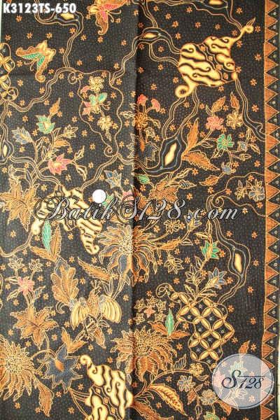 Batik Tulis Soga Premium, Batik Kain Mewah Solo Motif Terkini, Pas Untuk Baju Formal Dan Berkelas Hanya 600 Ribuan