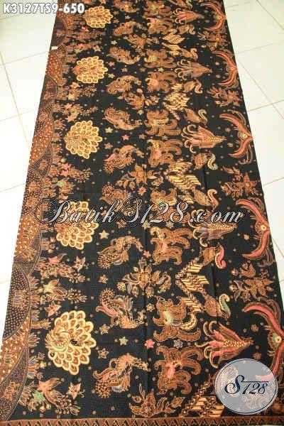 Batik Jawa Tengah Premium, Batik Tulis Soga Istimewa Buatan Solo Motif Terkini, Bikin Penampilan Pria Wanita Lebih Sempurna