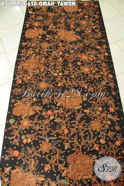 Kain Batik Mewah Mahal Buatan Solo, Hadir Untuk Busana Kerja Formal Kwalitas Bagus Banget Motif Omah Tawon Harga 600 Ribuan [K3146TS-240x110cm]