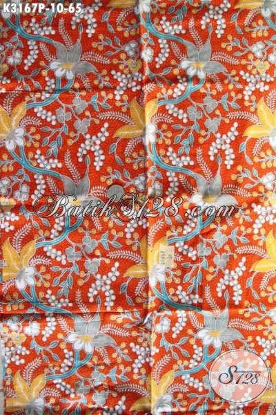 Kain Batik Modern Kwalitas Istimewa Bahan Aneka Busana Keren Dan Modis, Hadir Dengan Motif Kekinian Proses Printing Harga 65K