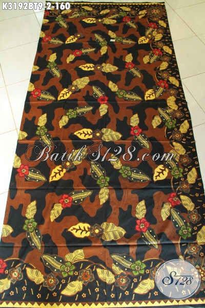 Agen Batik Online, Sedia Kain Batik Elegan Mewah Proses Kombinasi Tulis Kwalitas Istimewa Untuk Busana Yang Berkelas