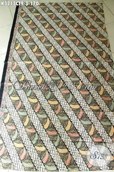 Batik Cap Tulis Buatan Solo, Batik Bahan Pakaian Pria Untuk Santai Dan Resmi Harga 170 Ribu