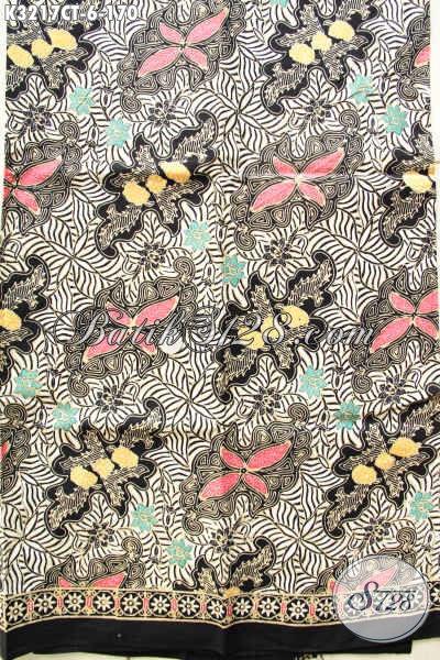 Jual Eceran Harga Grosir Batik Kain Istimewa, Batik Solo Asli Proses Cap Tulis Motif Bagus, Cocok Untuk Baju Santai