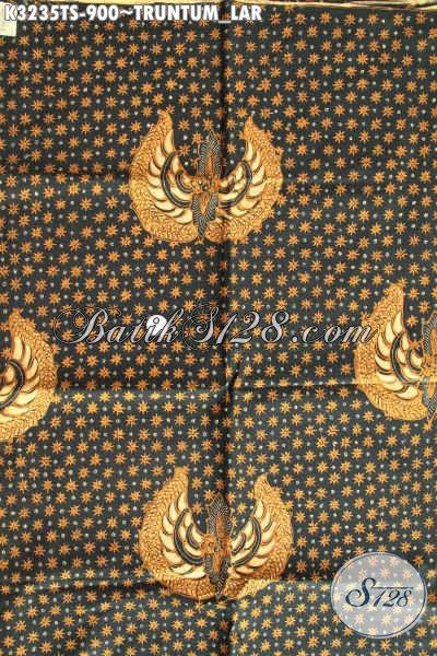 Batik Kain Klasik Motif Truntum Lar, Batik Halus Tulis Tangan Asli Kwalitas Istimewa Harga 900K
