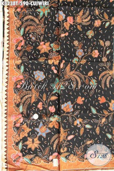 Batik Kain Motif Cuwiri, Batik Mewah Klasik Bahan Busana Berkelas Pria Wanita Tampil Lebih Sempurna