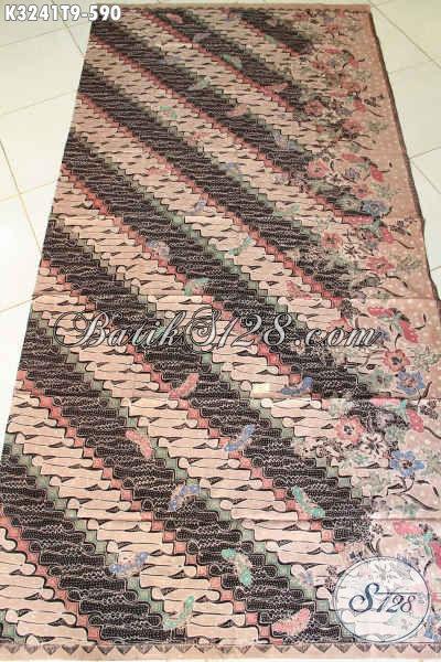 Kain Batik Mewah Harga 500 Ribuan, Batik Tulis Asli Kwalitas Bagus Dan Adem, Bahan Pakaian Berkelas Tampil Mempesona