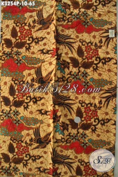 Batik Kain Solo Nan Istimewa, Batik Halus Proses Printing Motif Terbaru Cocok Untuk Busana Kerja Wanita Karir