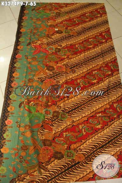 Pusat Batik Solo Jawa Tengah Kwalitas Istimewa, Batik Klasik Modern Proses Printing Bahan Pakaian Berkelas Dengan Harga Murmer