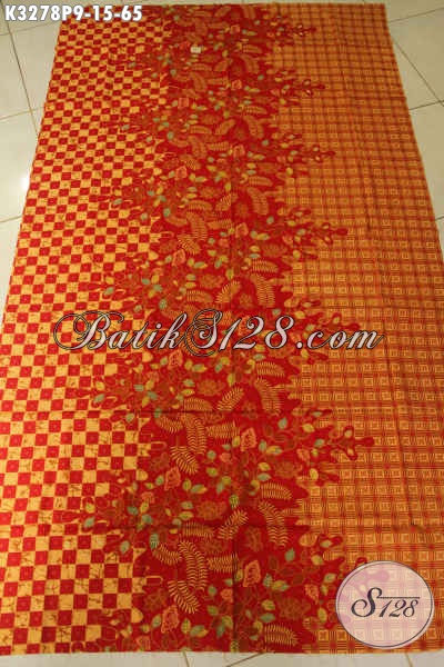 Sedia Kain Batik Modern Solo Masa Kini, Produk Kain Batik Halus Motif Mewah Printing Khas Jawa Tengah, Di Jual Online 60 Ribuan