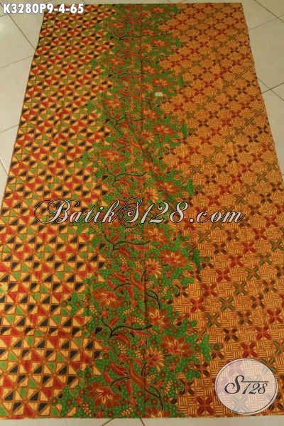 Produk Kain Batik Solo Istimewa, Batik Halus Bahan Pakaian Modis Dan Berkelas Proses Printing, Menunjang Penampilan Makin Sempurna