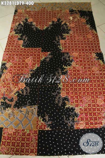 Kain Batik Elegan Motif Mewah Dengan Pola Kemeja Lengan Pendek, Cocok Untuk Pria Kantoran Harga 400K Proses Tulis Asli