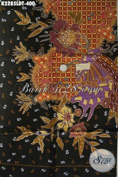 Kain Batik Motif Kekinian Dengan Pola Kemeja Pria, Batik Tulis Solo Istimewa Kwalitas Premium Manunjang Penampilan Makin Berkelas Hanya 400 Ribu [K3285LDT-200x110cm]