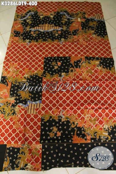 Produk Kain Batik Kwalitas Premium, Batik Tulis Motif Terbaru Denagn Pola Kemeja Lengan Pendek, Cocok Buat Seragam Kerja Kantoran
