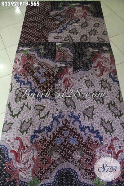 Produk Batik Koleksi 2018, Kain Batik Tulis Premium Dengan Pola Kemeja Lengan Panjang Bahan Adem Harga 565K