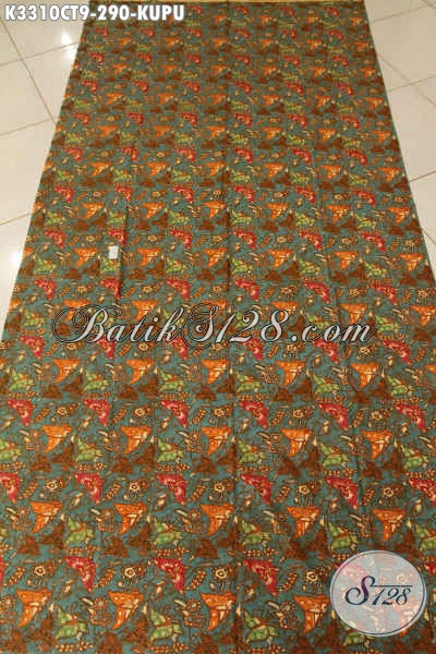Batik Kain Motif Kupu Proses Cap Tulis, Batik Tren Terkini Cocok Untuk Busana Kerja Wanita Karir, Batik Solo Asli Pas Untuk Kemeja Pria Masa Kini