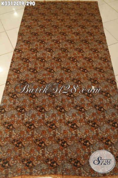 Produk Batik Kain Terbaru Khas Jawa Tengah, Kain Batik Kwalitas Premium Proses Cap Tulis Bahan Pakaian Berkelas Untuk Kerja Dan Acara Resmi, Penampilan Lebih Istimewa