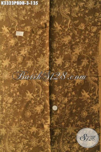 Kain Batik Printing Cabut Bahan Dolby, Batik Solo Motif Unik Kwalitas Bagus Cocok Untuk Busana Kerja Dan Santai Tampil Makin Bergaya