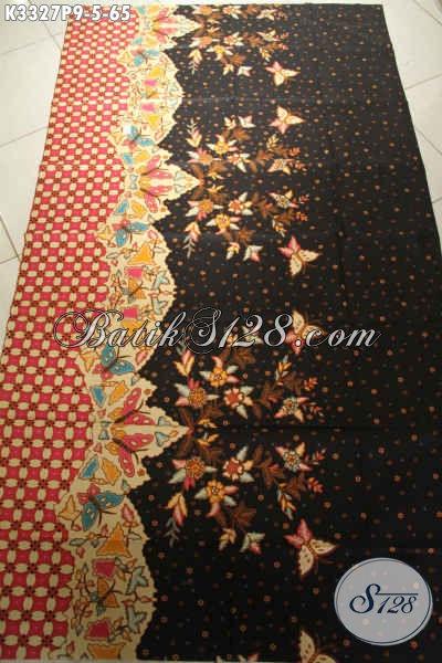 Kain Batik Halus Proses Printing Motif Terbar, Batik Solo Bahan Aneka Busana Wanita Dan Pria Menunjang Penampilan Lebih Elegan Dan Berkelas Hanya 65K
